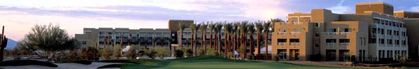 The Marriot at Desert Ridge - site of the FileMaker Developer Conference, 2004